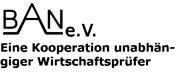 BAN e.V. Eine Kooperation unabhängiger Wirtschaftsprüfer